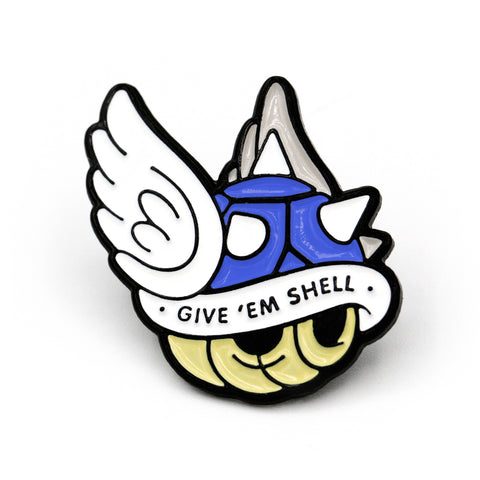 Give 'em Shell