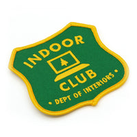 Indoor Club Patch