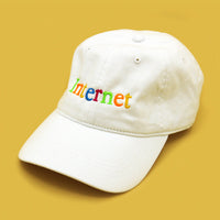 Internet Dad Hat (White)