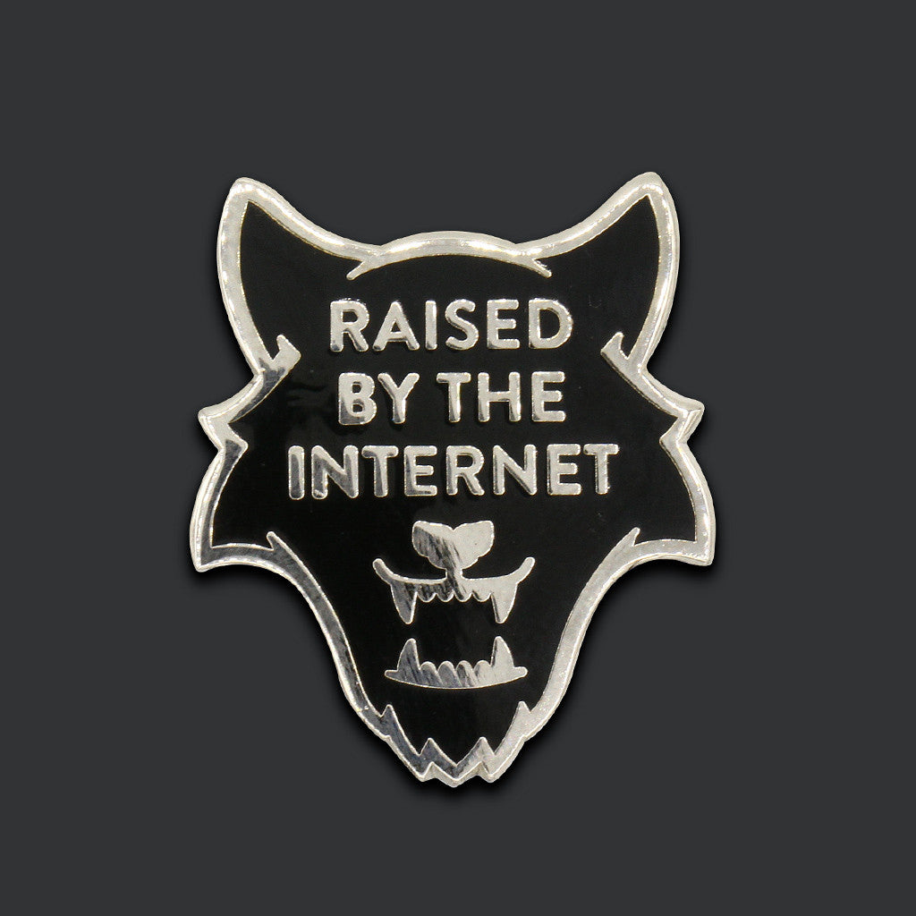 Raised By The Internet