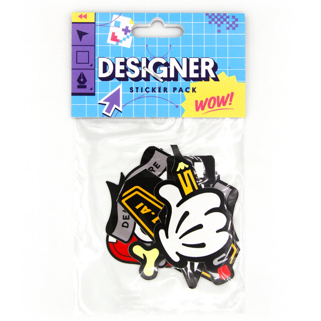 Designer (Sticker Pack)