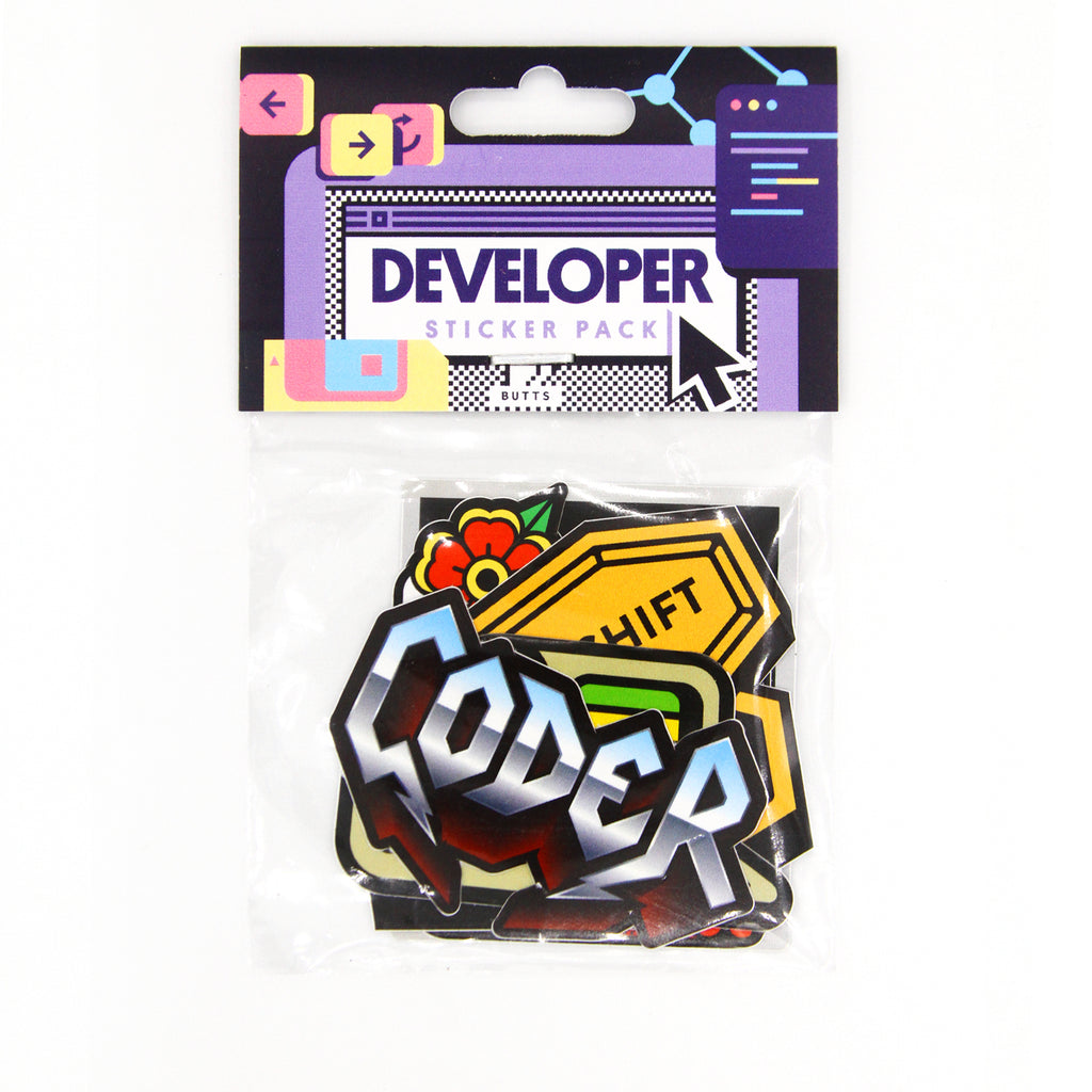 Developer (Sticker Pack)