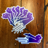 Banqer Stickers (10 pack)