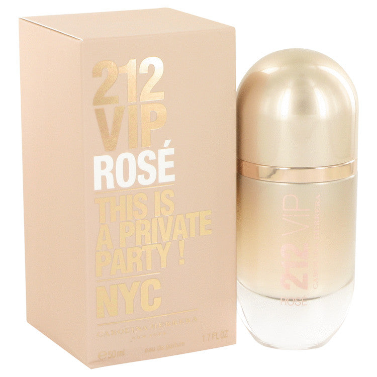 212 VIP Rose by Carolina Herrera for Women - Xiomie Perfumes & More