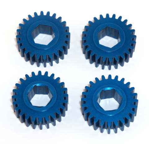 24 Tooth 20DP Robot Gear (4-pack)