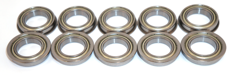 F6804ZZ Shielded Flanged Ball Bearing (10-pack)