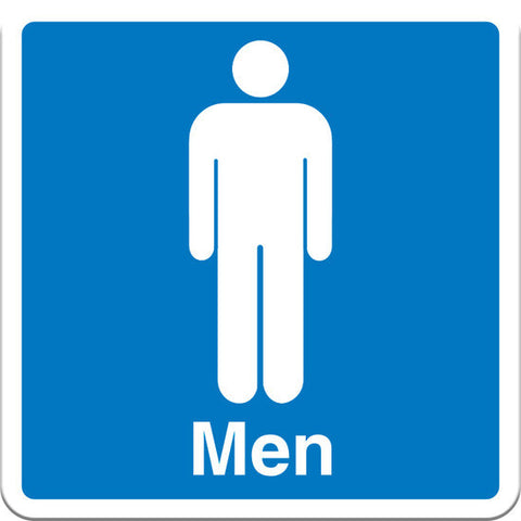 Men Sign - Markit Graphics