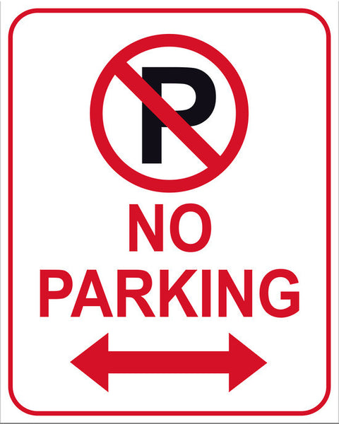 No Parking - Markit Graphics