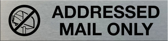 ADDRESSED MAIL ONLY - Markit Graphics