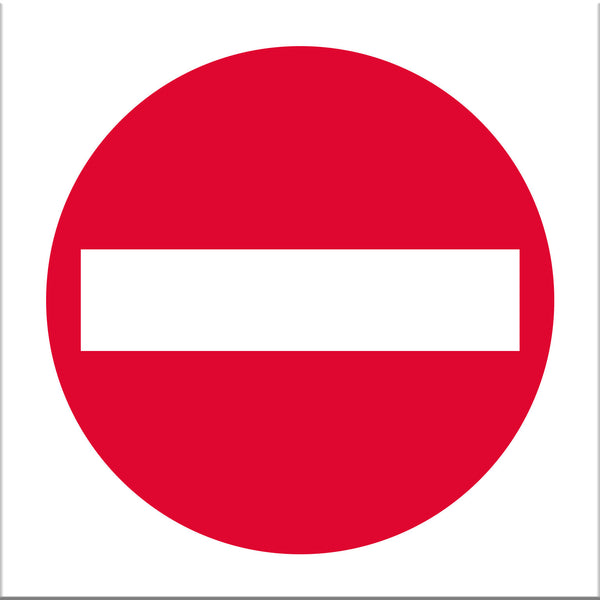 No Entry (Symbol) - Markit Graphics