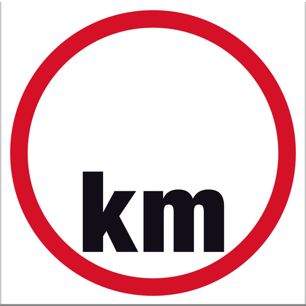 Speed Sign - You decide the speed limit required and we will print it for you