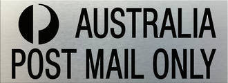AUSTRALIA POST MAIL ONLY - Markit Graphics