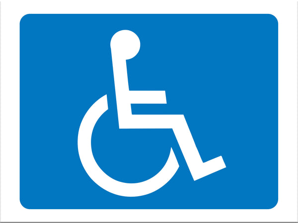 Disabled Sign - Markit Graphics