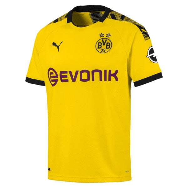 BVB Home Shirt Replica with Evonik Logo
