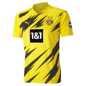 BVB HOME Shirt Replica SS w Sponsor Log