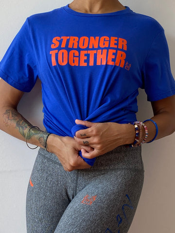 STRONGER TOGETHER - UNISEX TEE