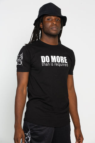 DO MORE CREW NECK TEE