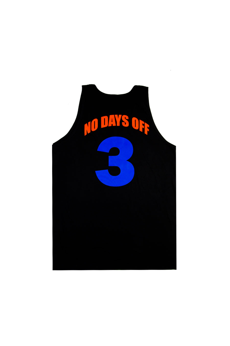 No Days OFF Jersey Tank