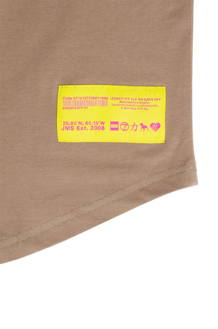 Legacy Cafe Yellow Long Sleeve
