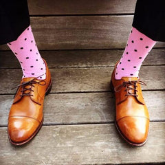 Fun Men's Dress Socks