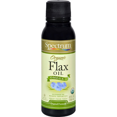 Spectrum Essentials Organic Flax Oil - 8 oz