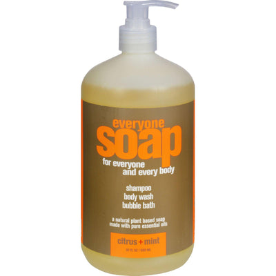 EO Products EveryOne Liquid Soap Citrus and Mint - 32 fl oz