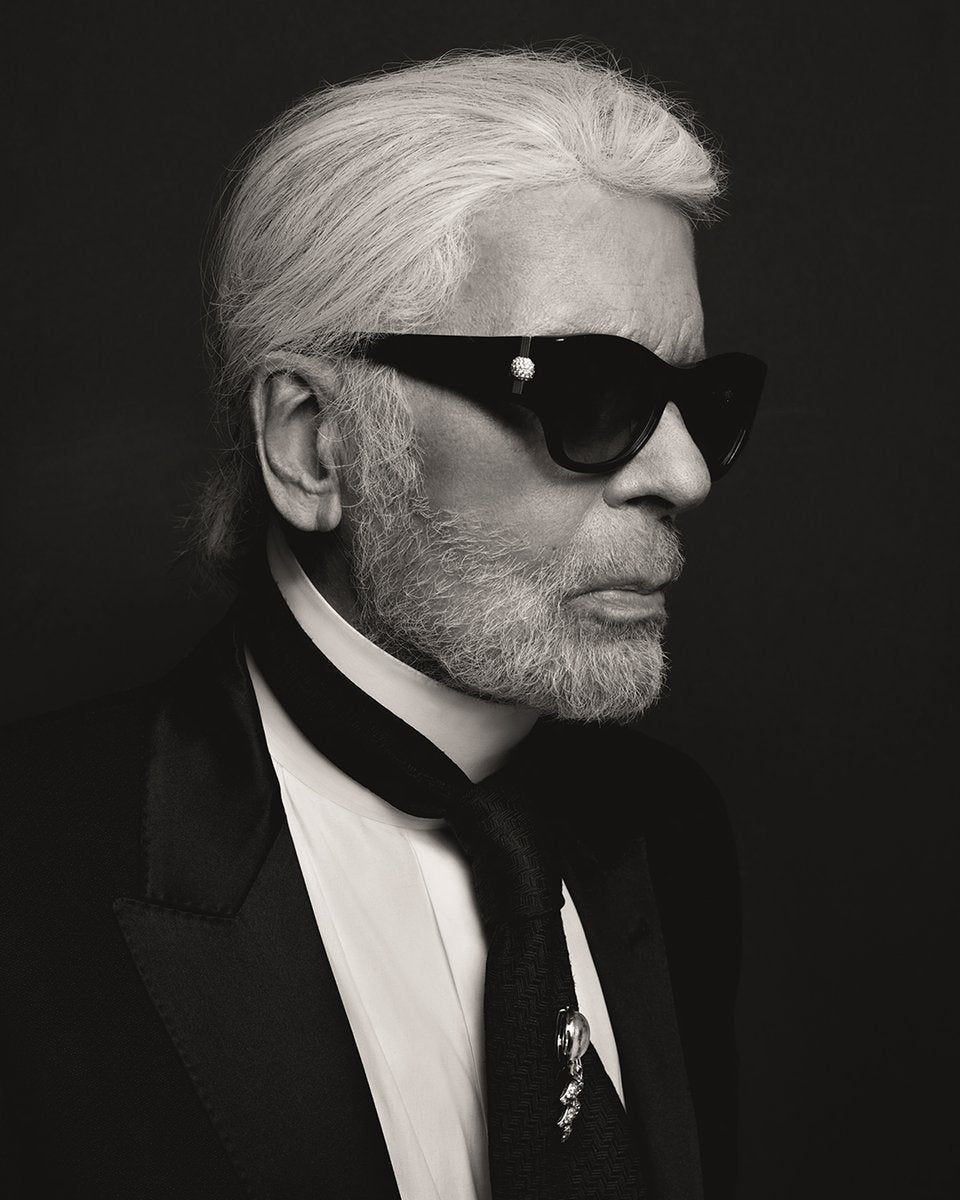 Karl Lagerfeld: The Remix