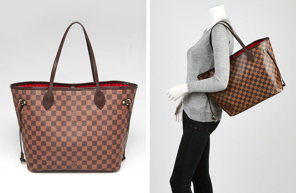 91c955f887a9 LOUIS VUITTON NEVERFULL BUYING GUIDE