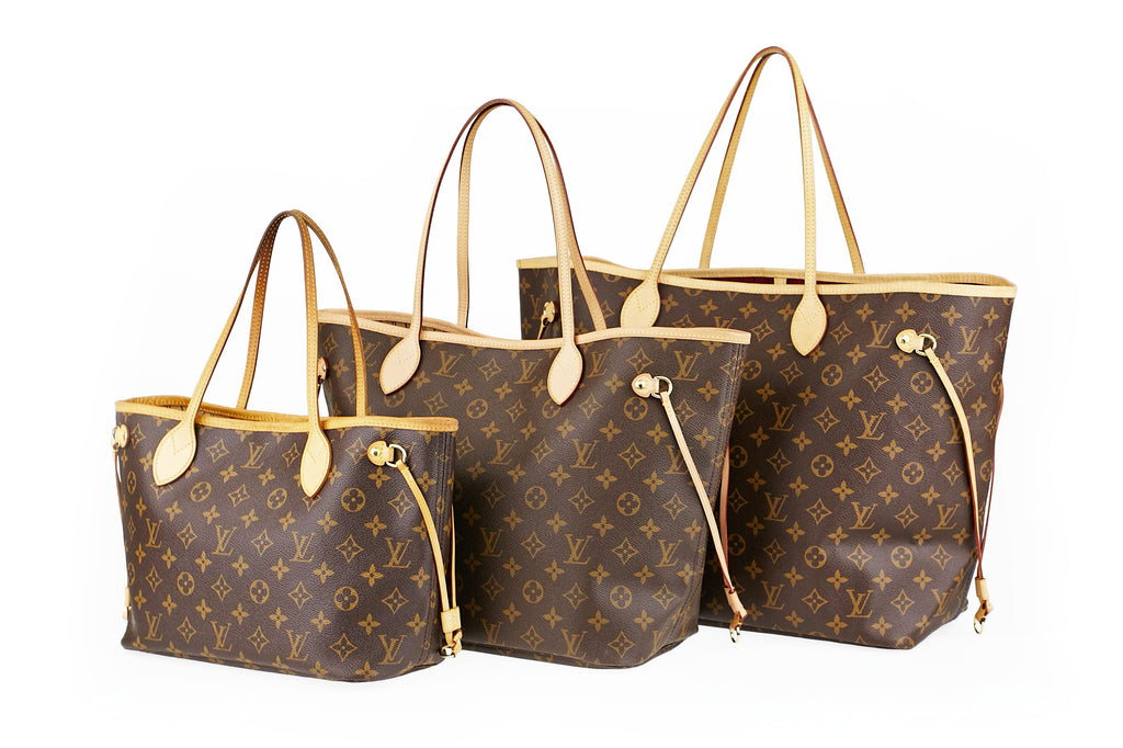 17ec718cde4 LOUIS VUITTON NEVERFULL BUYING GUIDE