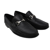 Allen Edmonds Black Firenze Leather Loafers Mx2001 Shoes