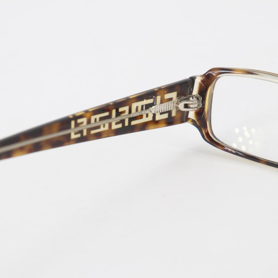 Fendi Tortoise Brown Ff Logo Frames F664-216 Sunglasses