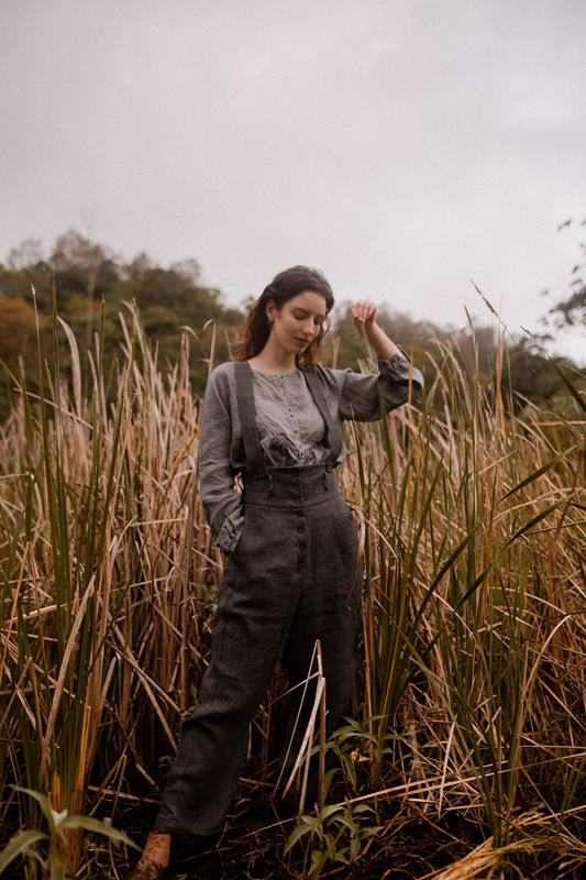 slow and sustainable clothing