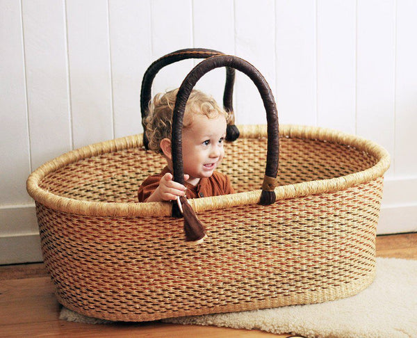 Luxury Moses Basket