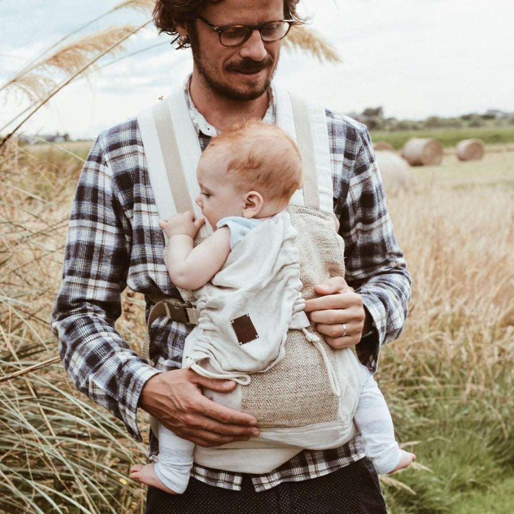 Bohemian Sands Snap Baby Carrier