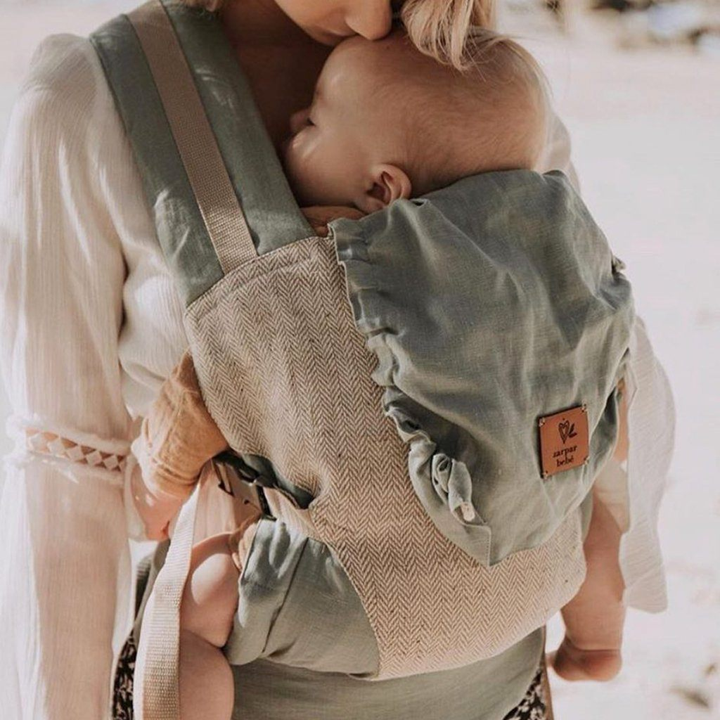Eucalyptus Snap Baby Carrier