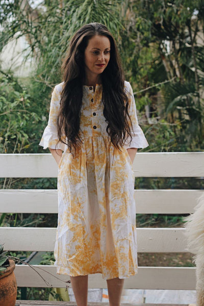 boho linen sustainable clothing