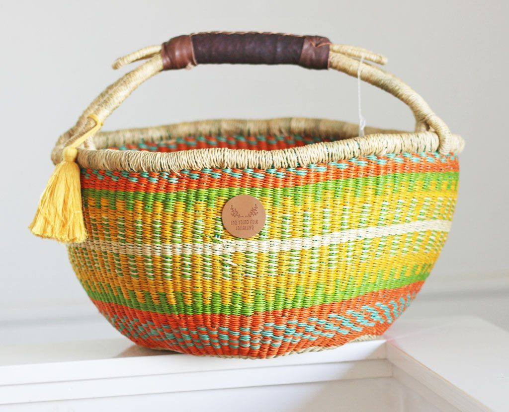 'Ginger' Basket (Large)