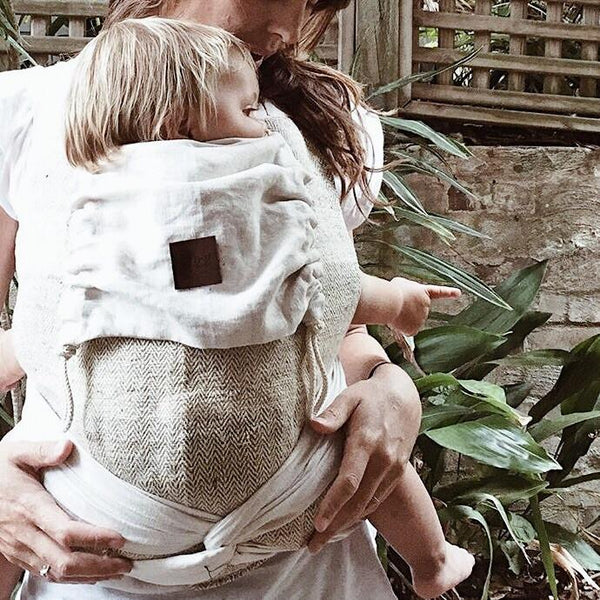 Bohemian Sands Wrap Baby Carrier