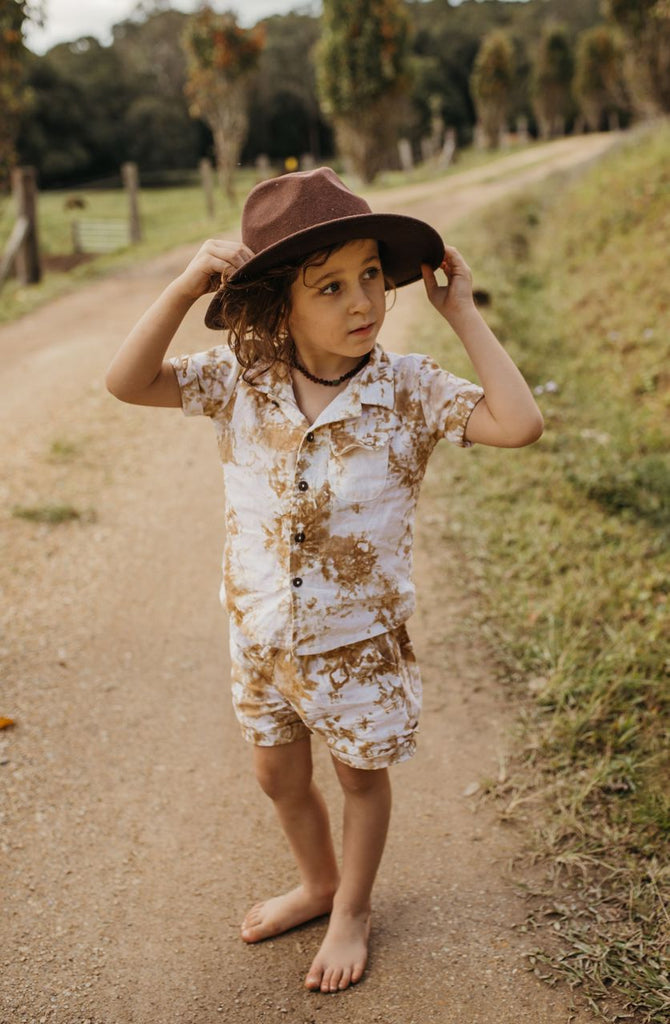 kids boho clothes