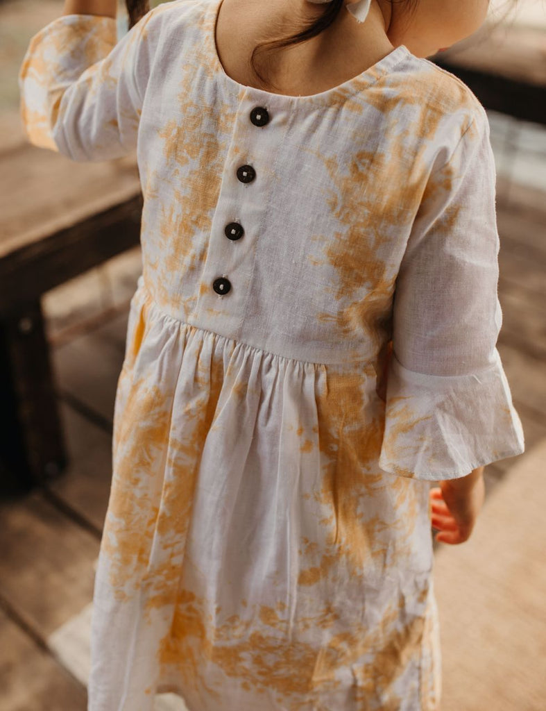girls boho dress
