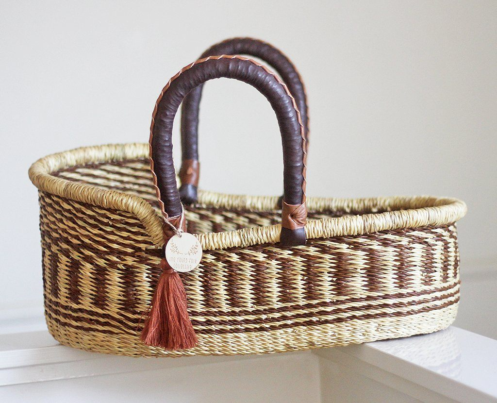 'Nest' Mini Moses Doll Basket