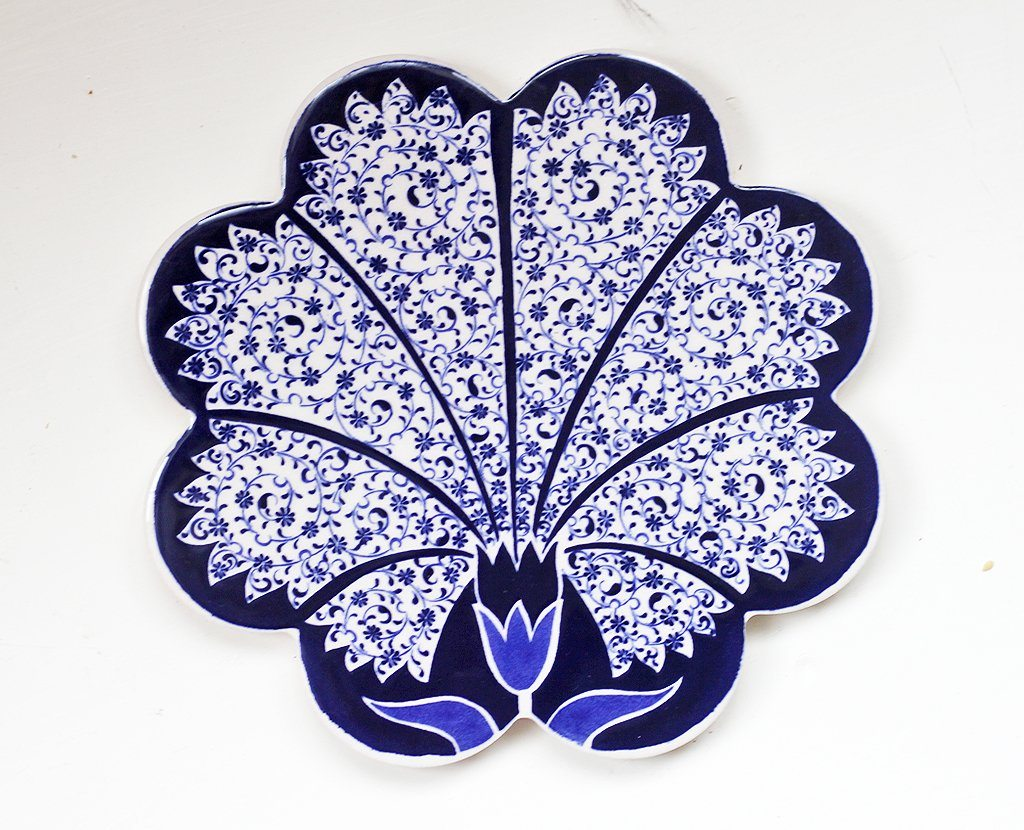'Lotus' Turkish Trivet