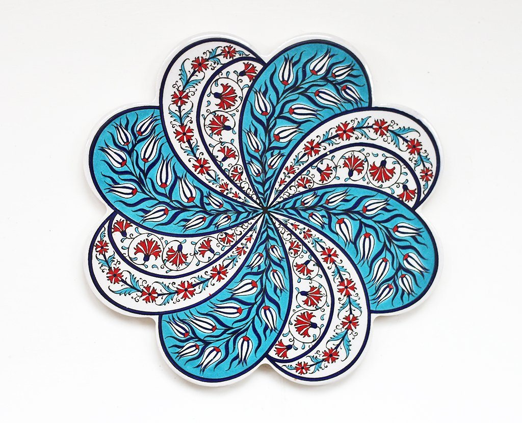 'Earth & Sky' Turkish Trivet