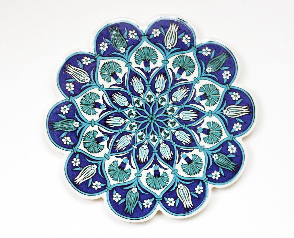 'Tree of Life' Turkish Trivet