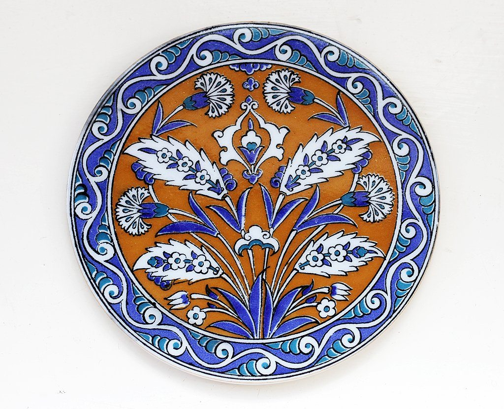 'Lavender Fields' Turkish Trivet