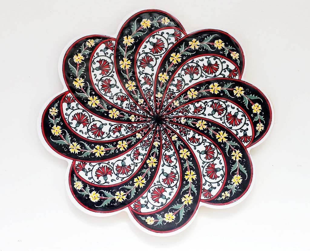 'Sonnet' Turkish Trivet