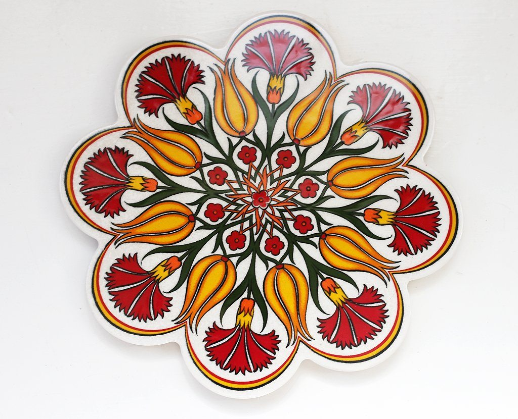 'Wildflower' Turkish Trivet