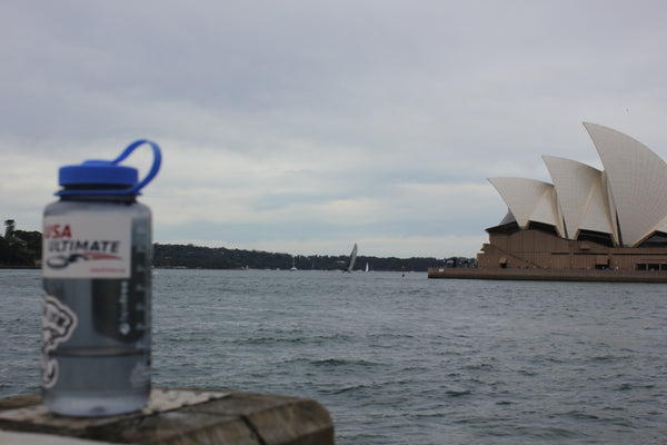 Wabo water bottle Sydney Australia