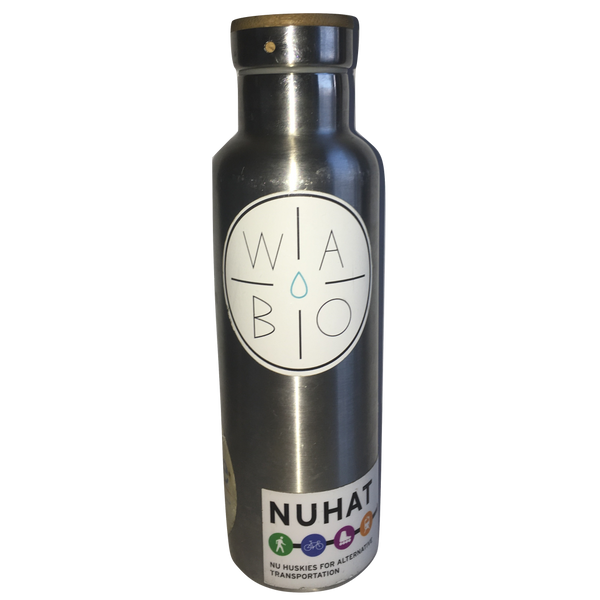 matt grippo wabo stainless steel water bottle