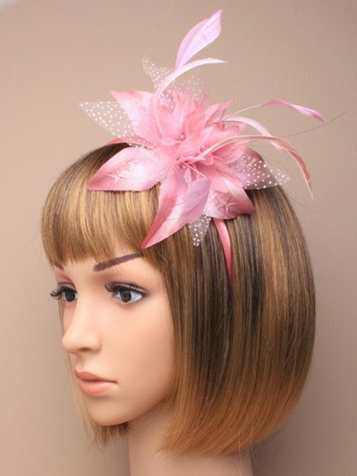 Small Lily Fascinator – She s Fabulous bf74c361d31